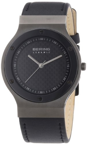 Bering Time Unisex Ceramic Analogue Quartz Watch 32538-449