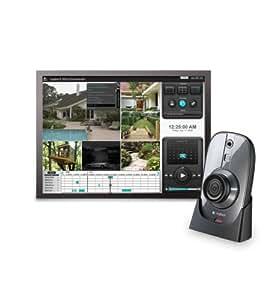 Logitech Alert 750i Master system Système de vidéosurveillance numérique d'intérieur