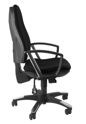 Get Topstar Trend SY 10 Comfortable Design Swivel Chair to Intervertebral Discs – Black on Line