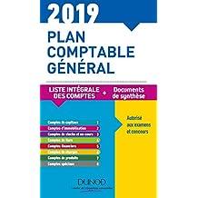 Plan comptable général 2019 - 23e éd. - Plan de comptes & documents de synthèse: Plan de comptes & documents de synthèse (dépliant séparé)