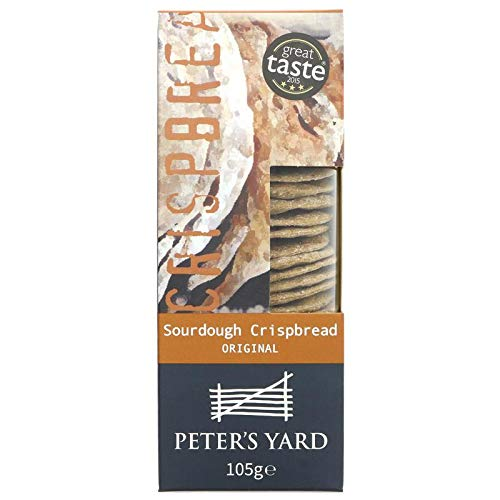 Peter's Yard | Swedish Crispbread - Box | 2 x 105g -