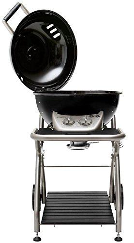 Outdoor Chef 18.127.94Ascona Gas Grill–schwarz