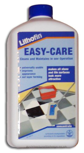 Lithofin EASY CARE 1Ltr Stone & Tile Floor Cleaner
