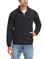 Fort Collins Mens Synthetic Jacket (95226-OL_X-Large_Black)