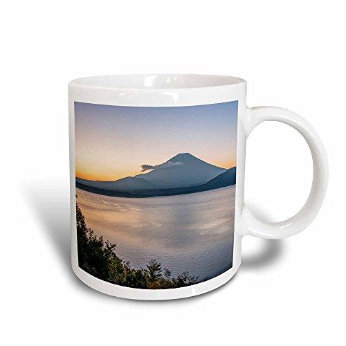 3dRose mug_208933_3 The Senegal Bush Baby, Galego Senegalensis, Lake Naivasha, Kenya Becher schwarz/weiß -