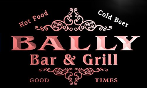 u02108-r-bally-family-name-bar-grill-cold-beer-neon-light-sign-enseigne-lumineuse