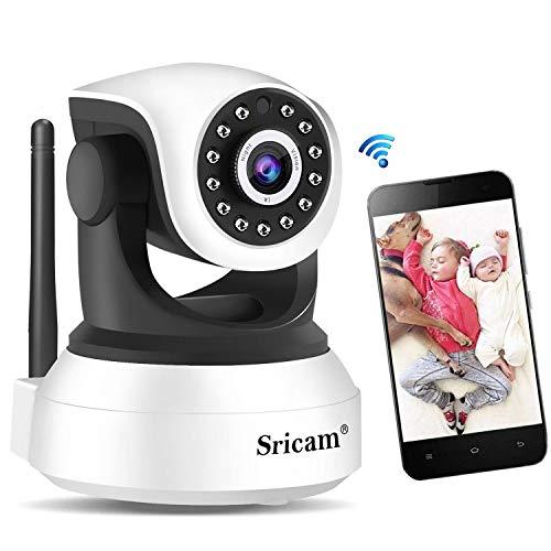 Sricam Cámara de Vigilancia, Cámara IP Wifi Calidad 1080P ,Cámara seguridad wifi...
