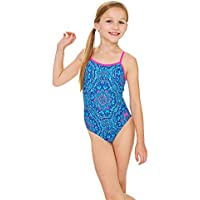 Zoggs Fille Native Spirit Yaroomba Floral Maillot de bain