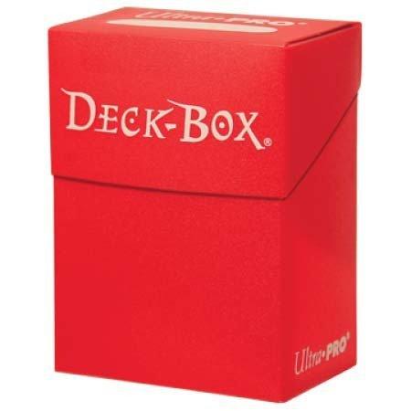 Boîte Cartes Deck Rouge - Asmodee