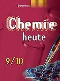 Chemie heute SI - Ausgabe 2008 für Brandenburg: Schülerband 9 / 10