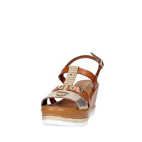 Cinzia Soft IAS939403 002 Sandalo Donna Cuoio