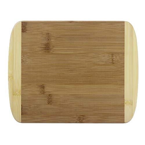 Totally Bamboo Half Inch 2-Tone Board, Medium, 11