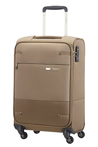 Samsonite - Base Boost Spinner 55 cm, Length 35 cm, Walnut