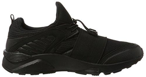 Tamboga 2018, Zapatos Bajos Para Hombres Negro (negro)