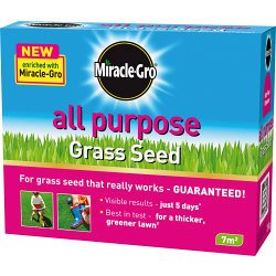 Miracle Gro All Purpose Semence à gazon 210g carton