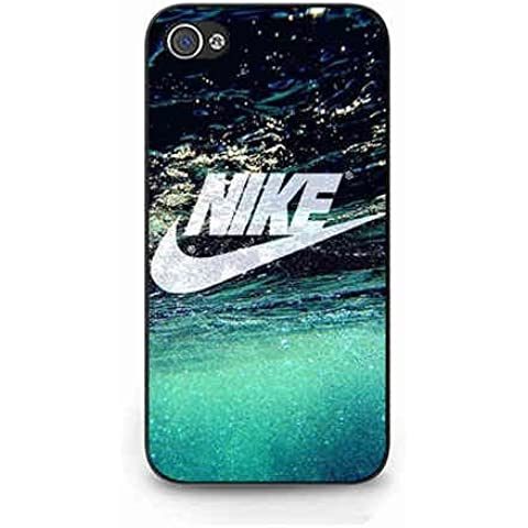 iPhone 44S Carcasa With Logo de Nike Just Do It Well Design Cover Funda Para IPHONE 4(Pretty)