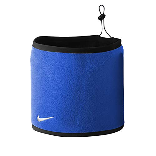 Nike Reversible Neck Warmer Blue/Black OSFM - Reversible Neck Warmer