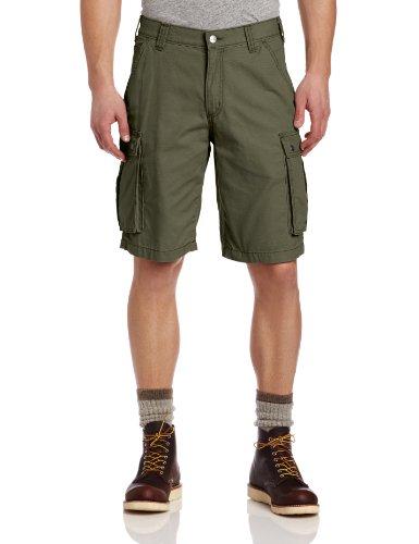 carhartt-shorts-kurze-hose-ripstop-cargotaschen-100277-farbegrungrosse32