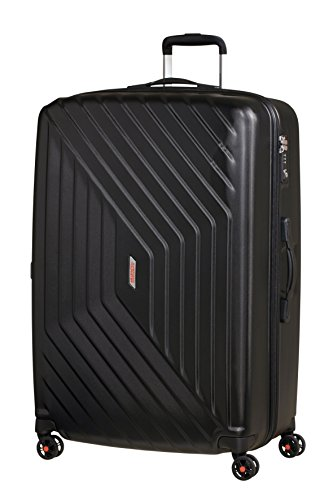 American Tourister - Air Force 1 Spinner 81/33, 117L - 4.3 KG, Noir (Galaxy Black)