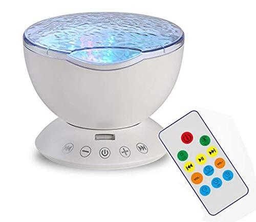Topist Ocean - Proyector luz nocturna mando distancia