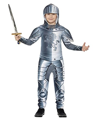 Cavaliere in armatura costume per i