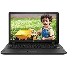 (CERTIFIED REFURBISHED) HP 15-BS542TU 2017 15.6-inch Laptop (6th Gen Intel Core I3-6006U/4GB/1TB/DOS/Integrated Graphics), Sparkling Black