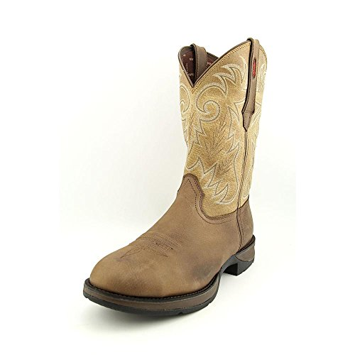Durango Boots , Bottes d'équitation pour homme Multicolore Multicolore 41 Mahogany Teal