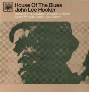 HOUSE OF THE BLUES LP (VINYL ALBUM) UK MARBLE ARCH 1965