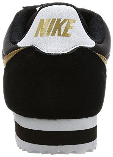 Nike Classic Cortez Nylon Baskets pour Homme - Multicolore Noir