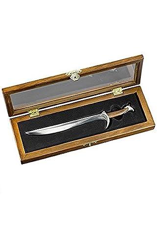 Der Hobbit - Smaugs Einöde - Schwert Miniatur Brieföffner - Thorin Eichenschilds Orcrist Schwert - 23cm -