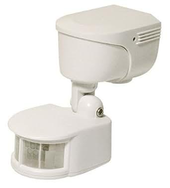 Otio - 921201 pir-01 - Interrupteur automatique extérieur blanc