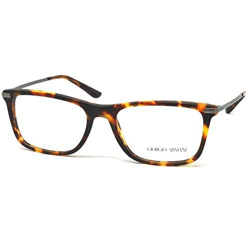 Armani Unisex-Erwachsene Brillengestelle 0AR7111, Mehrfarbig/Transparent, 5