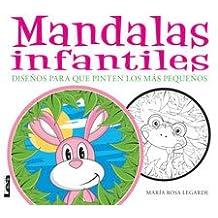 Mandalas Infantiles: Disenos Para Que Pinten Los Mas Pequenos