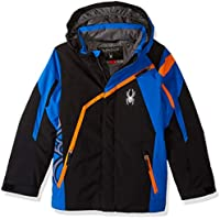 Spyder Boys' Challenger Ski Jacket