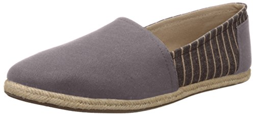 Call it Spring Women's Grey Loafers and Mocassins  -  5 UK/India (38 EU)(7.5US)