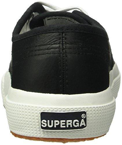 Superga Unisex-Erwachsene 2750 Ukfglu Low-Top Schwarz (C39)