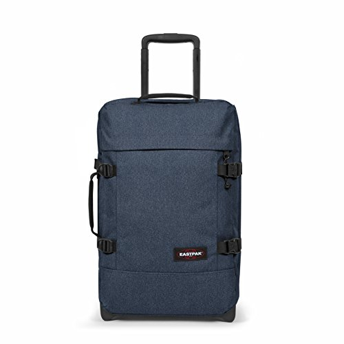 Eastpak Tranverz S Valise, 51 cm, 42 L, Bleu (Double Denim)