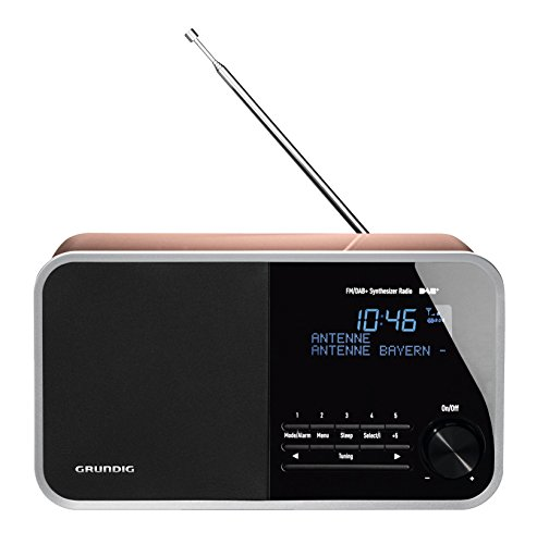 Grundig DTR 3000 Table Digital Radio,