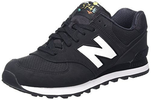 New Balance Herren Sneaker, Schwarz (Black), 44 EU (9.5 UK)