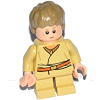 LEGO Star Wars: Anakin Skywalker (Short Piernas) Minifigura Con Llave
