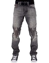 Peviani - Jeans - Homme gris gris