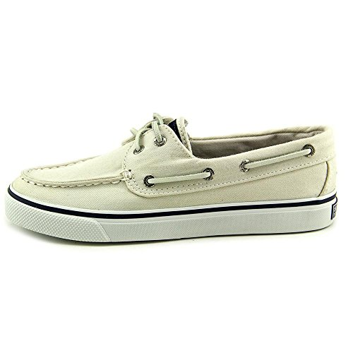 Sperry Top-Sider Bahama 2 Eye Chino/Oyster Casual, Mocassins femme Bahama White