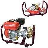 Mahavir Enterprises GT-Shakti Portable High Power Sprayer - Petrol/Multicolor/Powerful/Durable/Elegant/Stylish/Less Power Consuming/