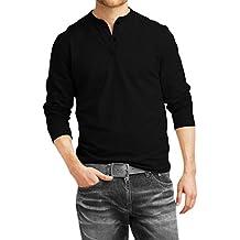 fanideaz Men's Plain Regular Fit T-Shirt
