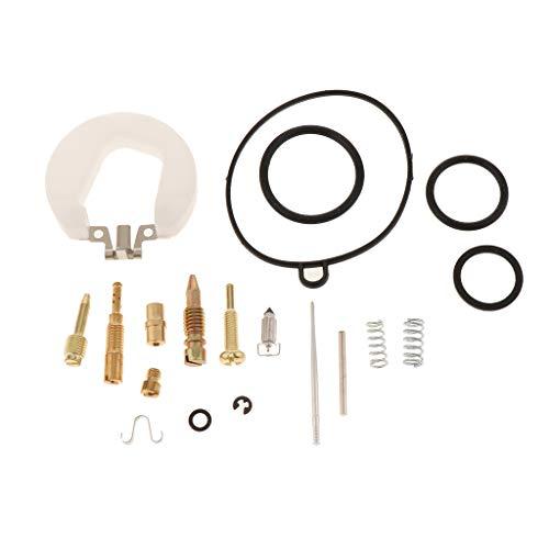 Gazechimp Reparación de Carburador Reconstrucción de Reparación de Carburador de 19mm
