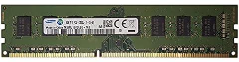 Samsung 8GB, DDR3, PC3L-12800, 240-pin DIMM, desktop ram memory,part (Samsung Buffered Memoria)