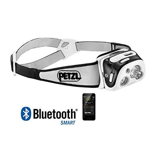 Petzl Reactik+ Stirnlampe Farbe schwarz