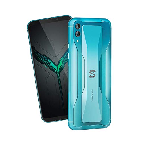 Black Shark 2 8GB - 128GB Blu - Dual SIM, 6,39 Pollici AMOLED, Snapdragon 855, Adreno 640 GPU, Liquido Raffreddamento 3.0, Primary Dual Camera 48MP - 12MP con Flash, Fotocamera Anteriore 20MP