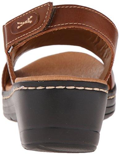 Clarks Hayla cielo Dress Sandal Tan