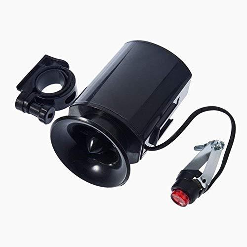 Fahrrad Elektronisches Horn, Radfahren Fahrradklingel Alarm Warnung Horn Ultra-lautes Fahrrad Zubehör (Elektronische Horn)